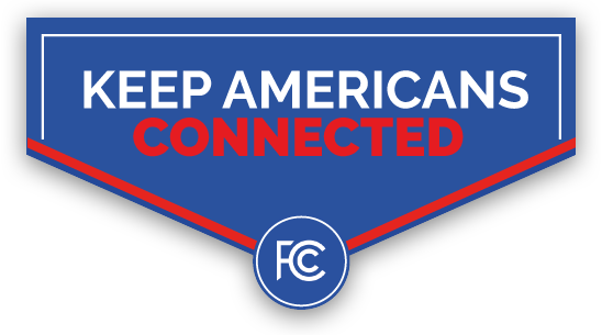 Keep America Connected Commitment